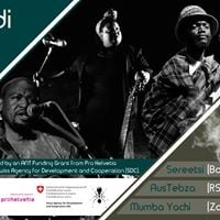 Kgalagadi Soul Music Workshops WSoA