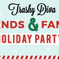 Friends &amp Family Holiday Party