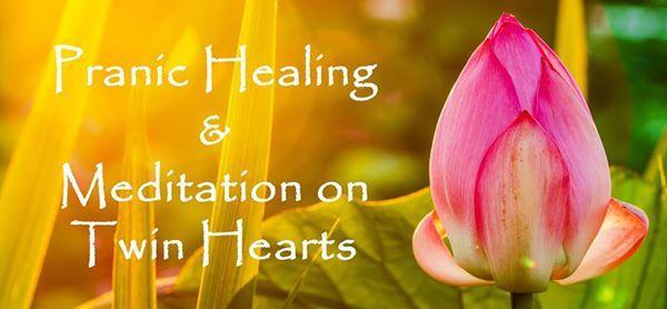 Intro to Pranic Healing & MeditationHealing Clinic  Waterford