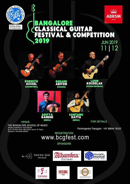 Bangalore Guitar Festival