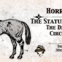 Horror Show The Statue Thieves The Dirty Truth Circus Cannon