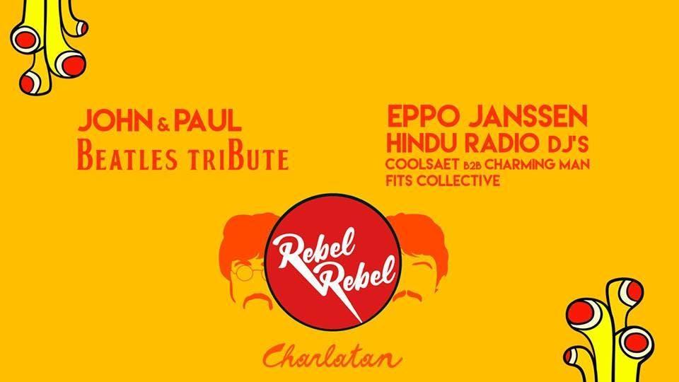 John &amp Paul (Rebel Rebel GF18)