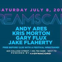 Dreamscape  Sat July 8  Free till 1230 with festival wristband