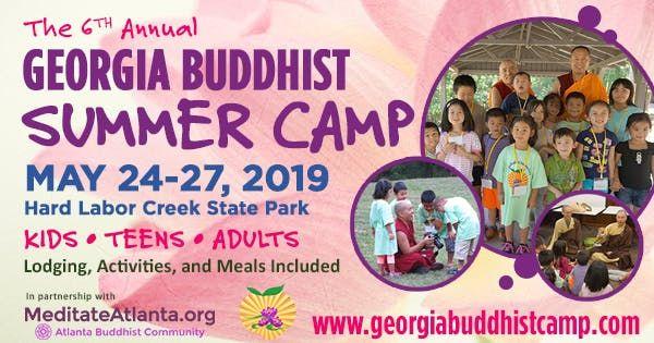 Georgia Buddhist Summer Camp