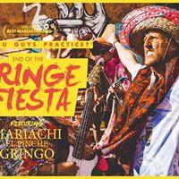 End of The Fringe Fiesta