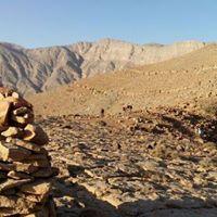 Shade and Sunset Trek Wadi Shah Terraces