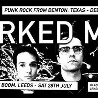 The Marked Men - Debut UK Show - Leeds
