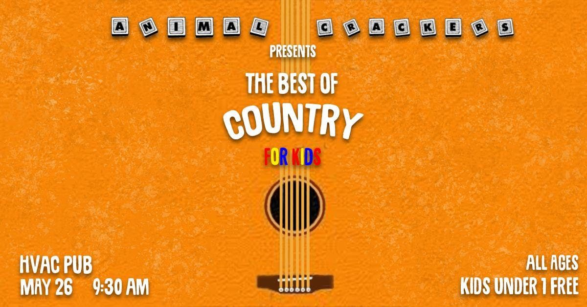 The Best of Country For Kids  HVAC Pub