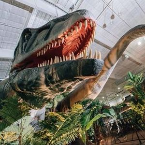 Jurassic Quest is coming to MINNEAPOLIS MN