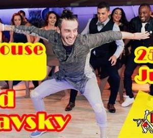 Afrohouse week with David Zaslavskiy