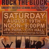 5th Annual Liberty Tax Block Party