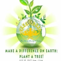 Save MOTHER EARTH Plant A Tree
