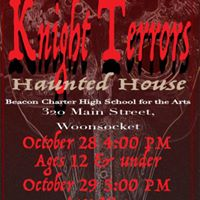 Knight Terrors Haunted House