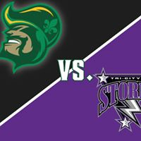 Sioux City Musketeers vs. Tri-City Storm