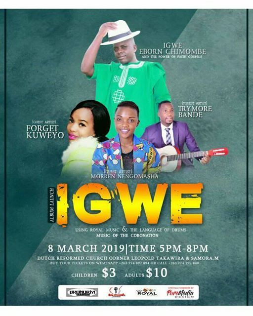 lgwe Album launch