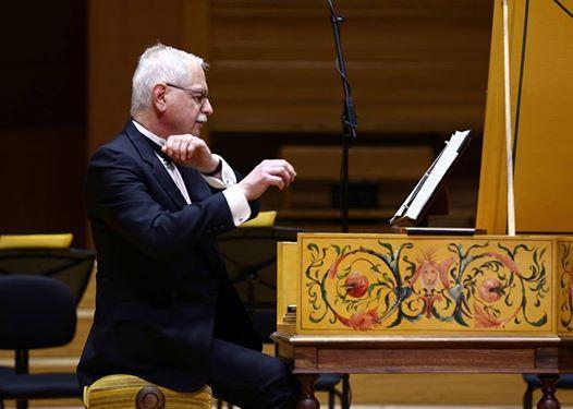 Arthur Haas harpsichord