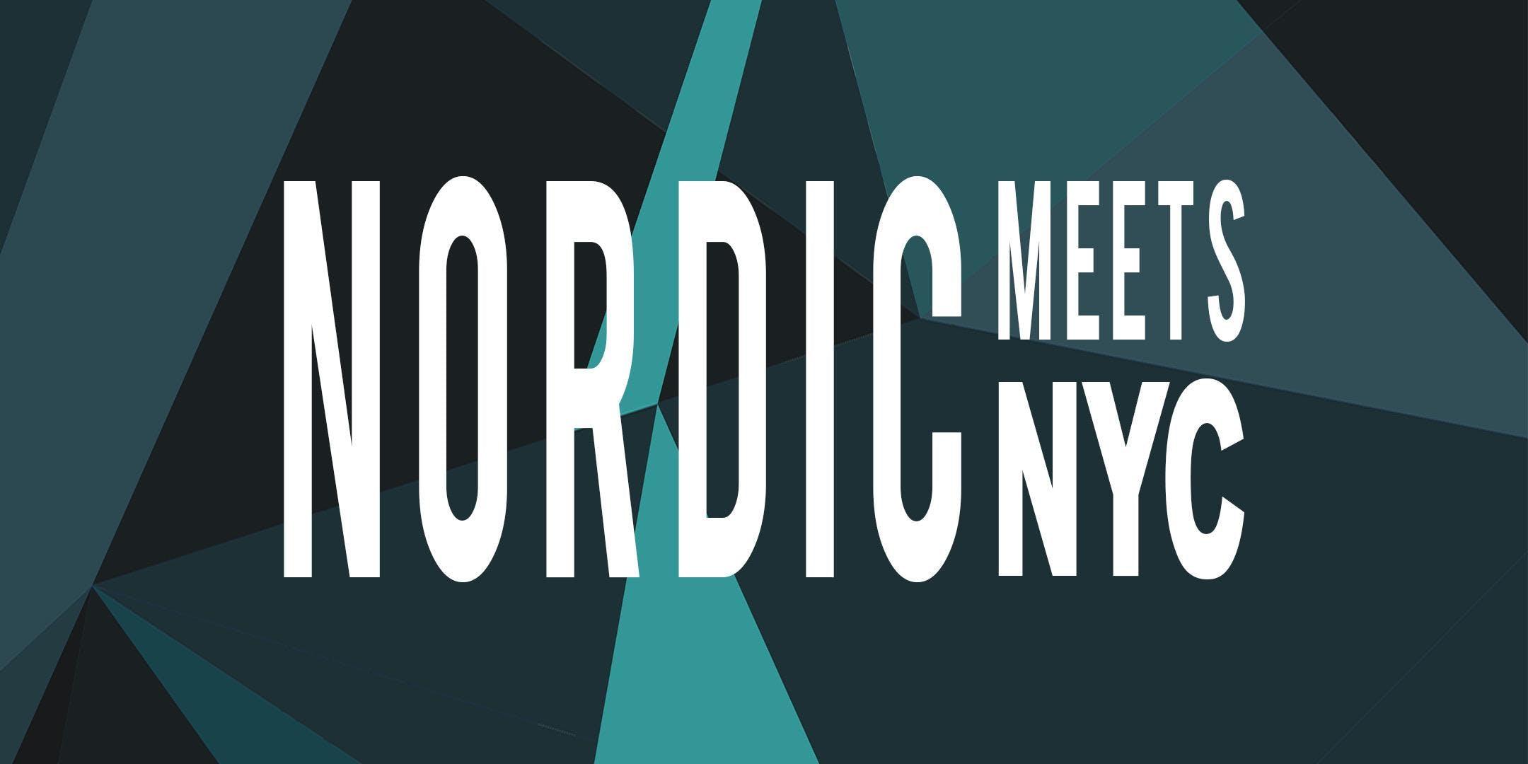 Nordic Meets NYC. Art  Music Showcase