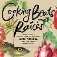 Cooking Beats presents Races with Jordi Noguera