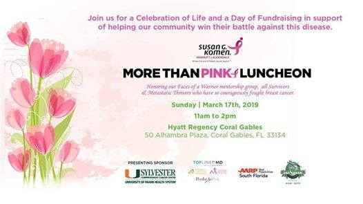 More Than Pink Luncheon