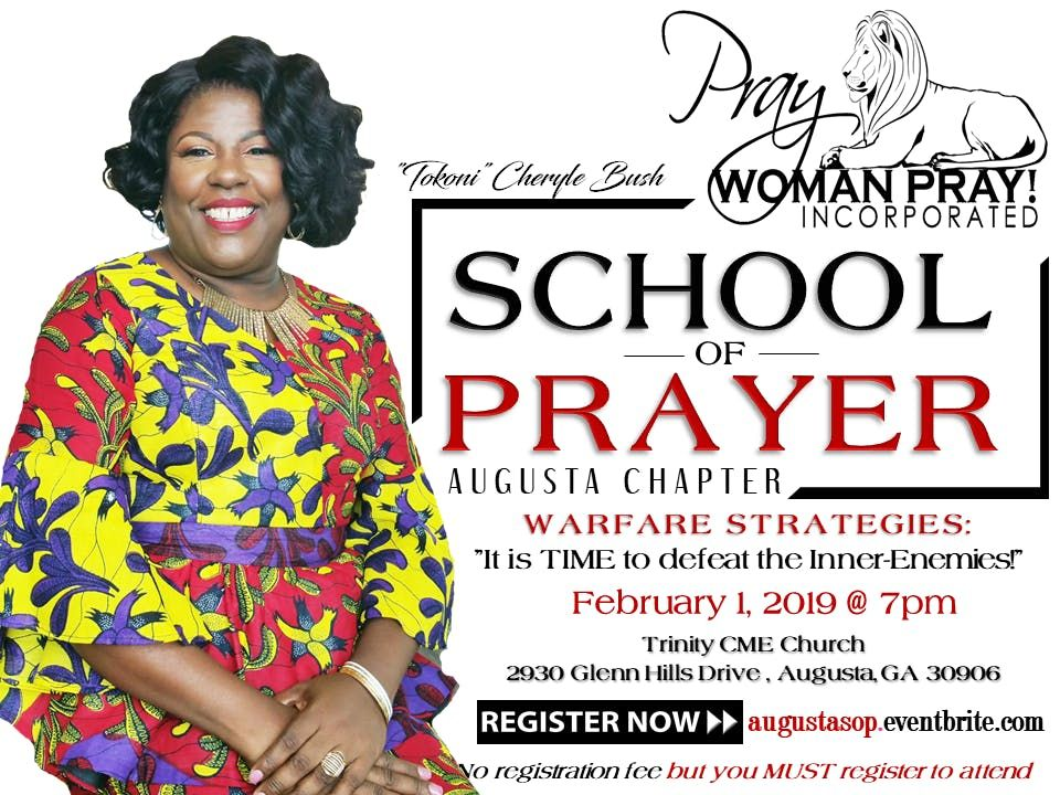 PWP School of Prayer-February