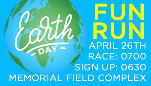 Earth Day Fun Run