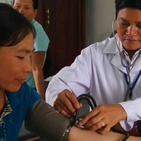 Lessons from Cambodia Building Health Capacity for a Nation