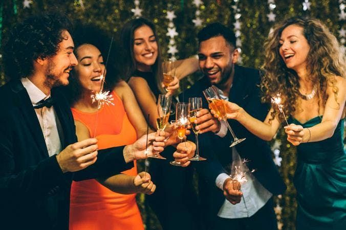 The Perfect GirlsGuys Night Out New Years Eve Party The Belmont I New Years Eve 2019