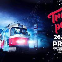 Postponed Prague Tram Party 2017