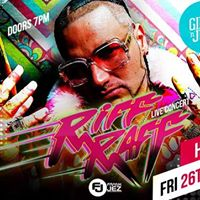 Riff Raff  DJ Afterthought at Hangar - Live Concert