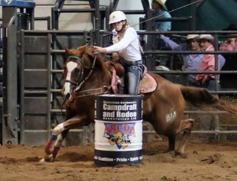 2017 Abcra National Finals Campdraft Amp Rodeo At Australian