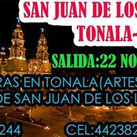 San Juan de Los Lagos Y Tonal