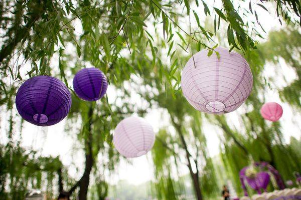 Paper Lantern Night Picnic