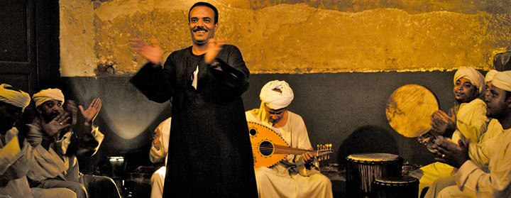 Jaafra Music & Songs with Sayed Rekabi On Tues Sep 12 at 8 pm.
