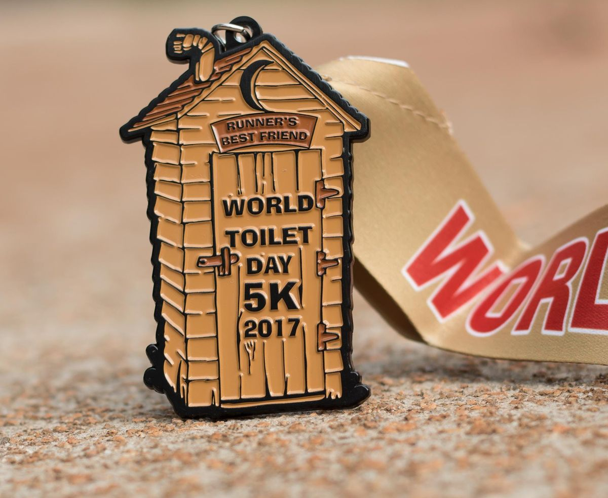 Now Only $9.00! World Toilet Day 5K! - Fort Worth at Fort Worth ...
