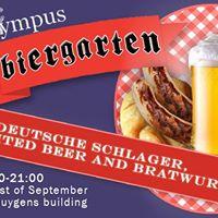 Olympus Biergarten