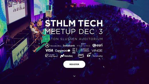 STHLM TECH Meetup with Wellstreet and Revolut