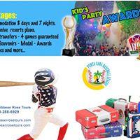 International Tournament- Punta Cana Baseball League