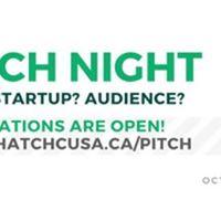 Hatchs Annual Pitch Night