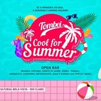 TOMBEI - OPEN BAR Cool for the summer Grmio Bela Vista