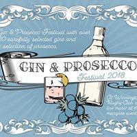 Gin &amp Prosecco Festival 2018