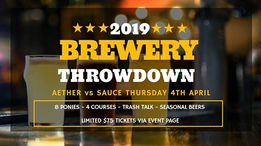Brewery Throwdown