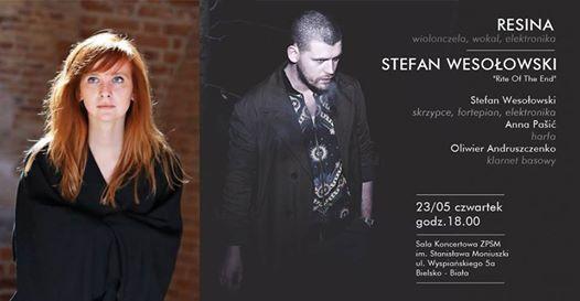 23.05  Resina . Stefan Wesoowski  Bielsko - Biaa