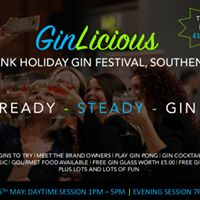 Bank Holiday Ginlicious Gin Festival Southend