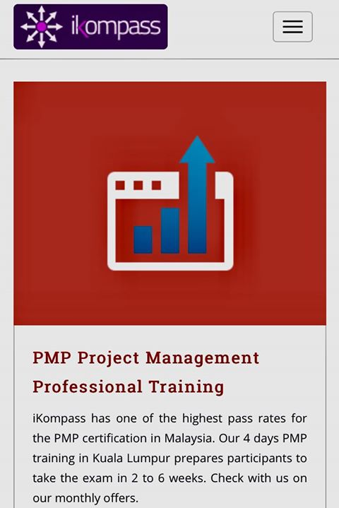 Our First Upcoming Pmp 6th Edition Training Is Confirmed Limited