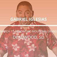 Gabriel Iglesias in Deadwood