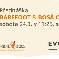 Barefoot a bos chze na Festivalu Evolution