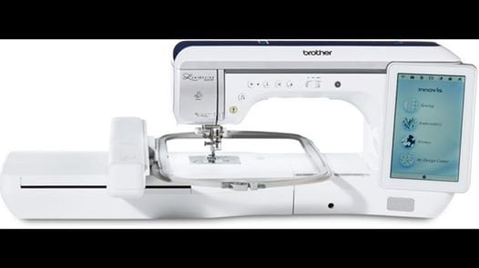 BROTHER 40 DAY SPECIAL EVENT With THE LUMINAIRE XP At GTS Sewing Enchanting Gts Sewing Machines