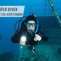 Inizio Corso Advanced Open Water Diver PADI