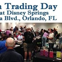 Disney Pin Trading - July 21st 2018