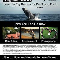 Flying Drones for Fun and Profit